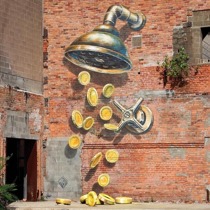 Leon Keer @Detroit, Michigan, USA