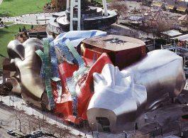 Museo EMP a Seattle, negli Stati Uniti