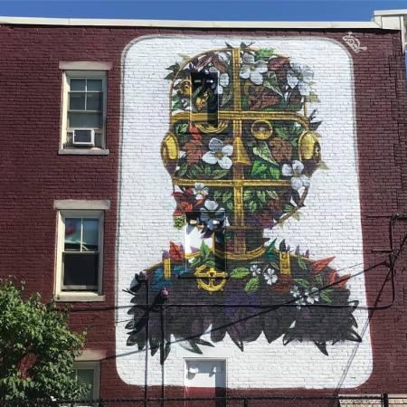Pixel Pancho @Salem, MA, USA