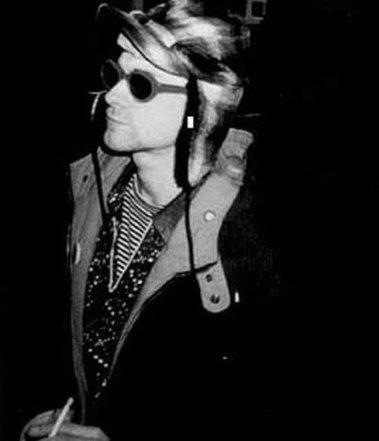 Questa è l'ultima foto di Kurt Cobain vivo
