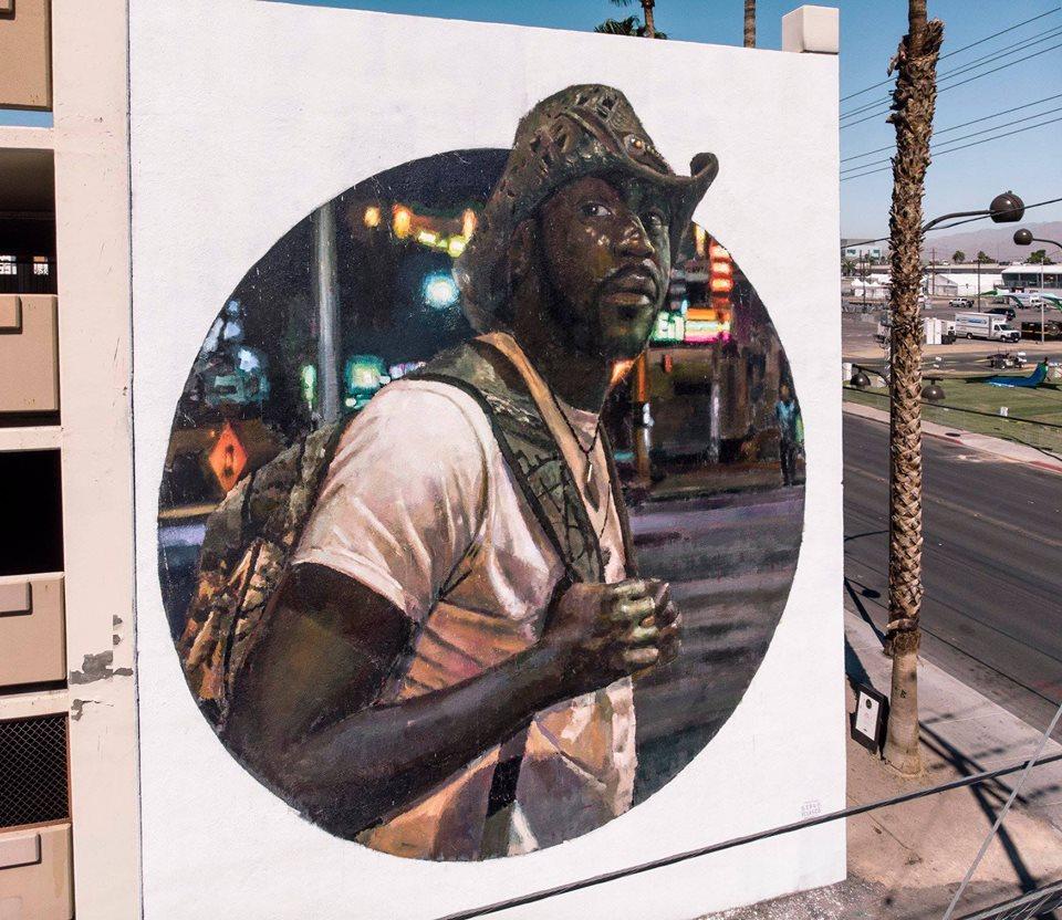 Sebas Velasco @Las Vegas, USA