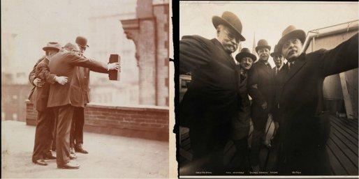 Selfies, anni '20