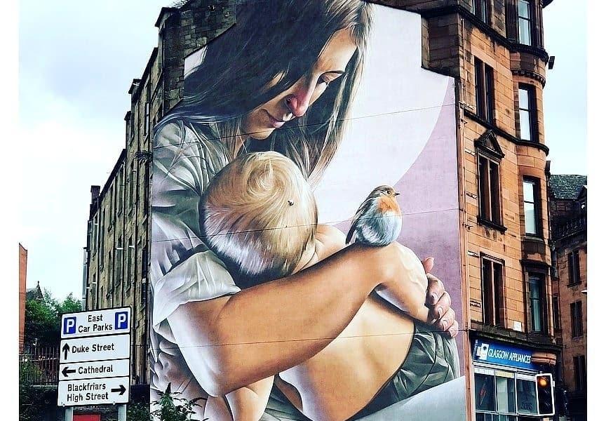 Smug One @Glasgow, UK