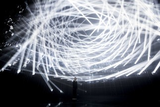 """The Haze"" di TeamLab"