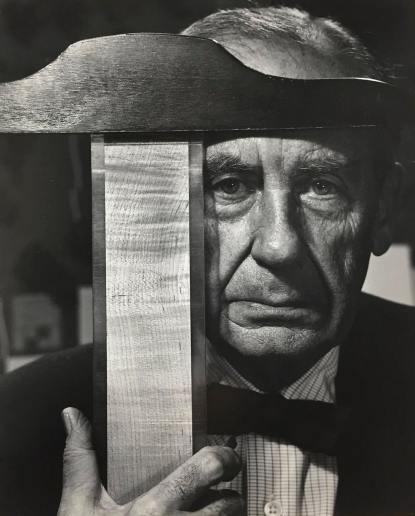 Walter Gropius by Philippe Halsman