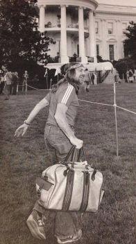Willie Nelson alla Casa Bianca, 1977