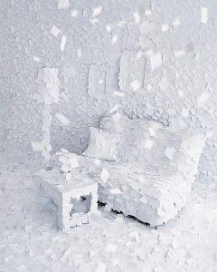 Winter 1972 by Adrian Merz