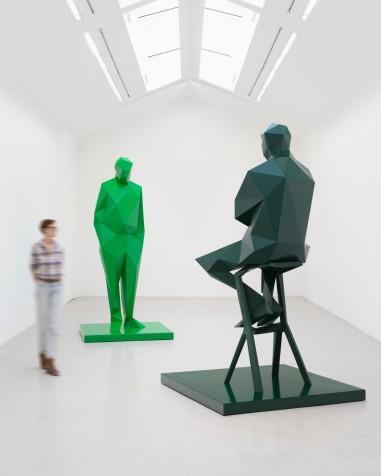 Xavier Veilhan - Renzo Piano & Richard Rogers