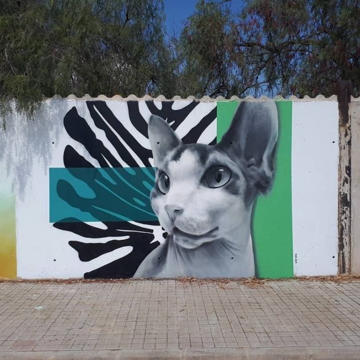 Xolaka @San Antonio de Benagéber, Spain