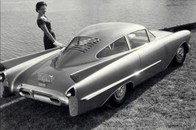 1954, Oldsmobile Cutlass