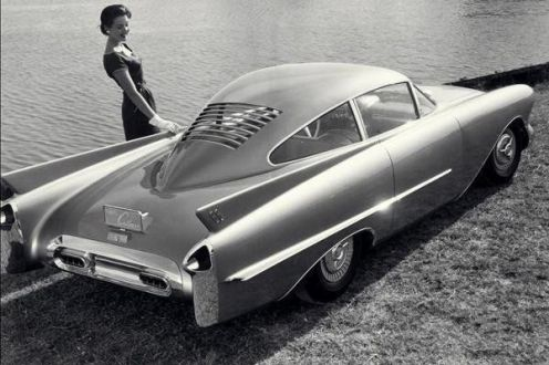 1954, Oldsmobile Cutlass