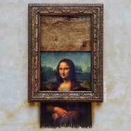 Monna Lisa banksed (Author unknown)