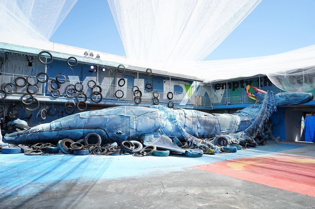 Bordalo II @Las Vegas, USA