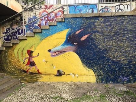 Cazé Arte @Rio de Janeiro, Brazil