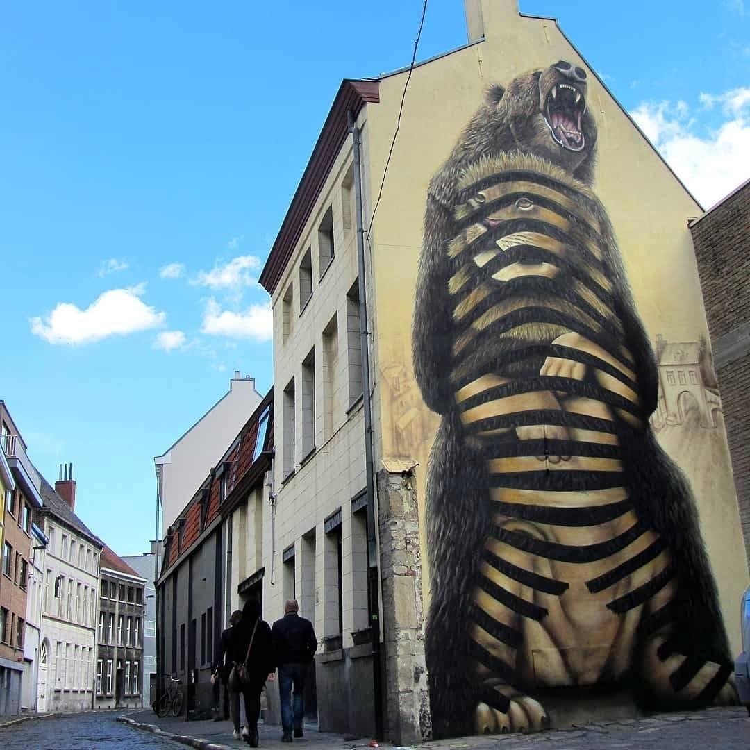 Cee Pil @Ghent, Belgium