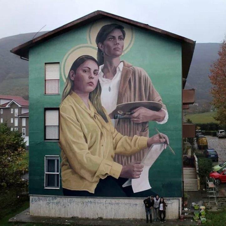 Colectivo Lúcido @Airola, Italy