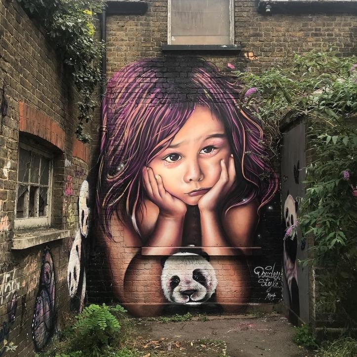 Doudou Style @Croydon, London, UK