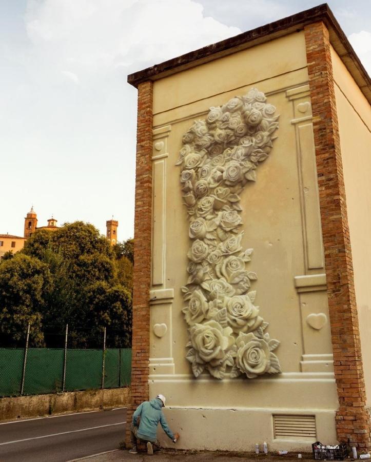 Eron @Santarcangelo di Romagna, Italy