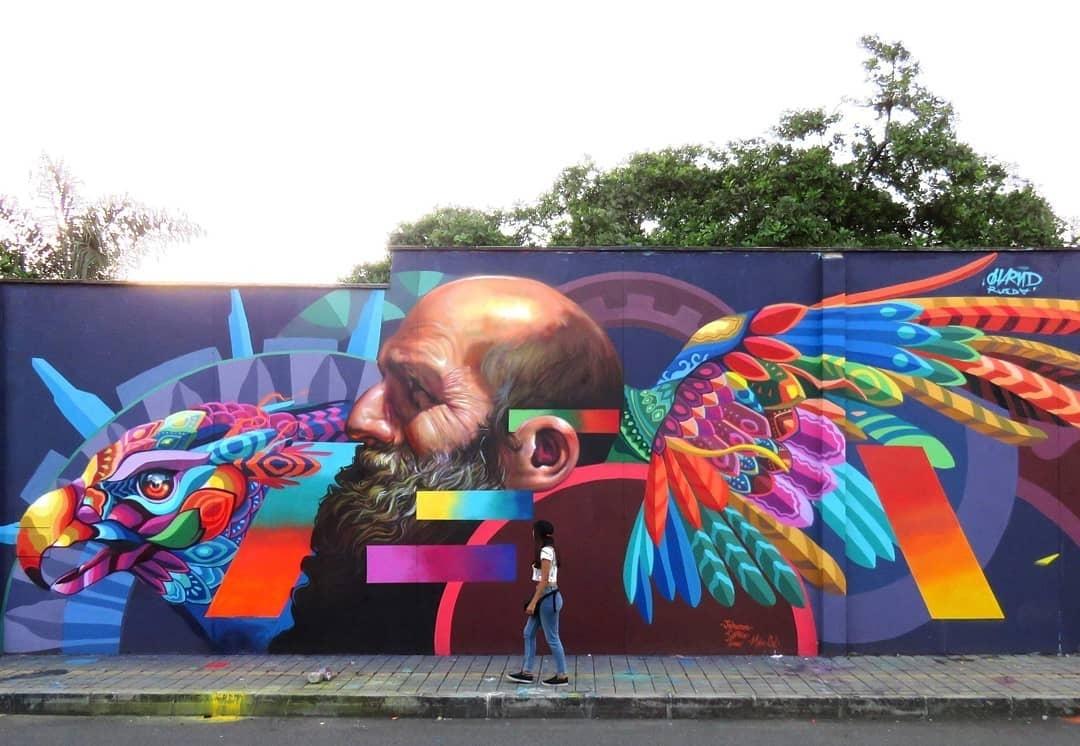 Farid Rueda @Medellin, Colombia