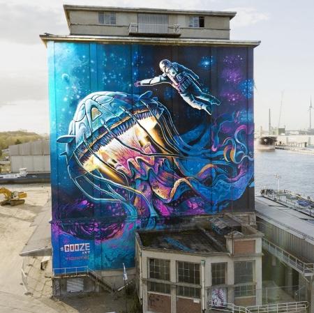 GOOZE @Antwerp, Belgium