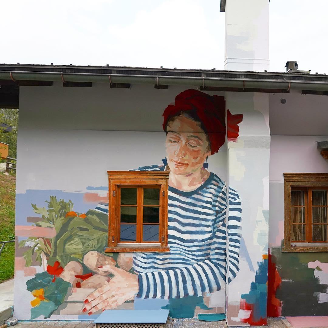 Helen Bur @Danis, Switzerland