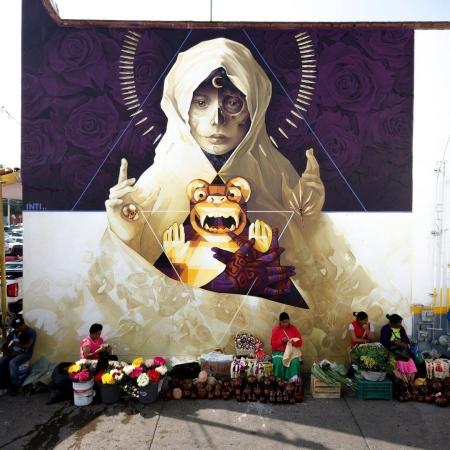 Inti @Queretaro, Mexico