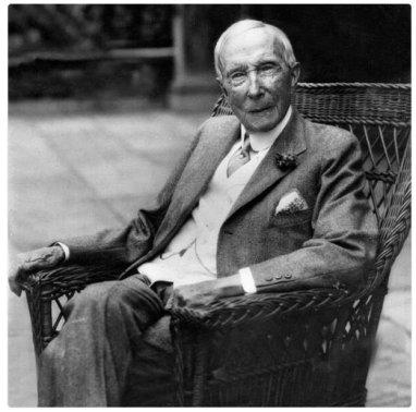 John D. Rockefeller, l'uomo più ricco della storia