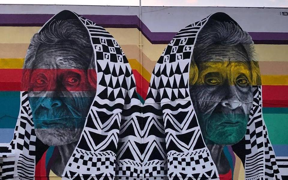 Medianeras @Ciudad de San Juan, Argentina