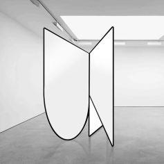Mikael Christian Strøbek -Three-50-S.White, 2017