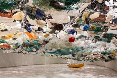 Over Flow by Tadashi Kawamata