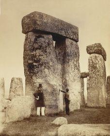 Stonehenge, 1867
