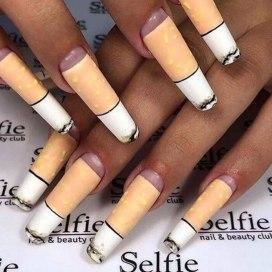 Unghie sigaretta