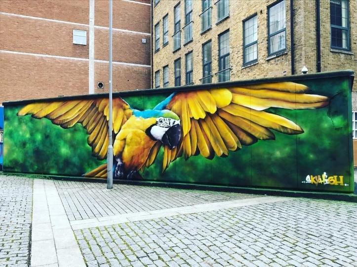 WeareSkyhigh @Croydon, London, UK