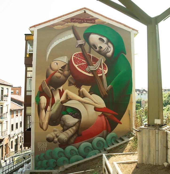 Zed1 @Santander, Spain