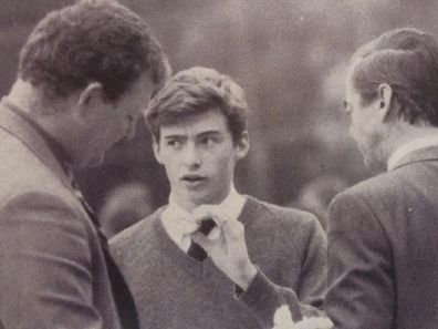 Hugh Jackman negli anni '80