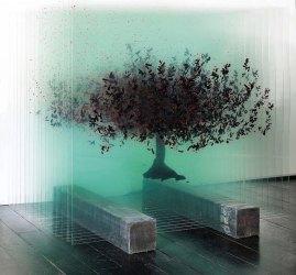 Art installation by Ardan Ozmenoglu