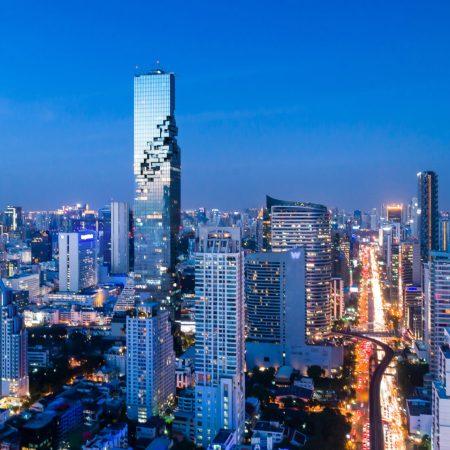 Büro Ole Scheeren @ MahaNakhon, Bangkok