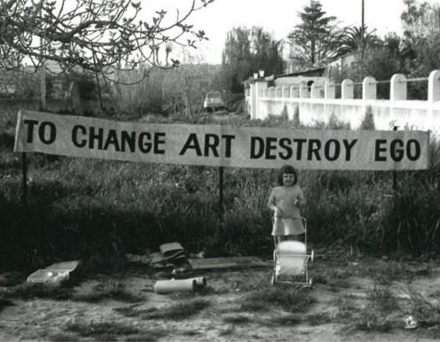 By Ben Vautier, 1965