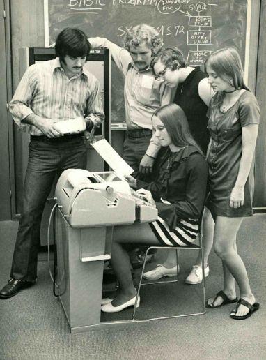Classe di Computer, 1972