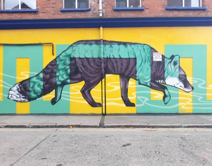 FRIZ @Belfast, UK