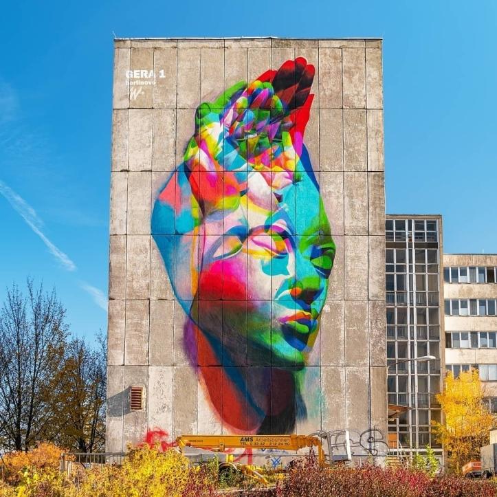 Gera 1 @Berlin, Germany