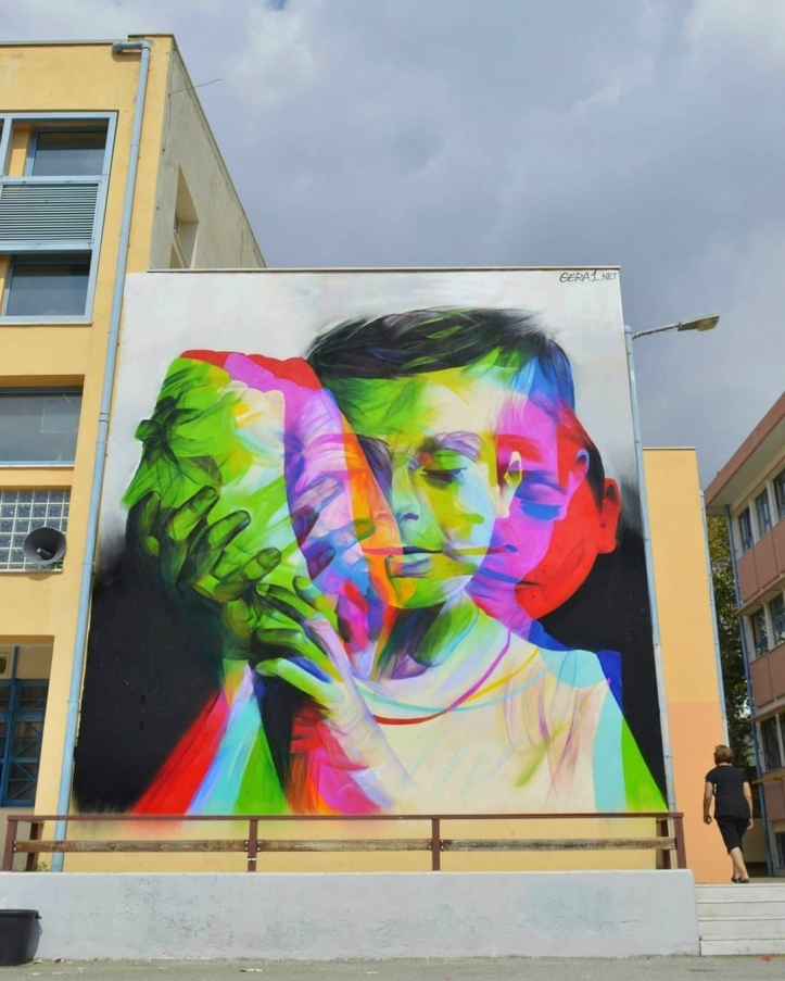 Gera @Thessaloniki, Greece