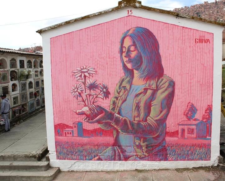 Giova @La Paz, Bolivia