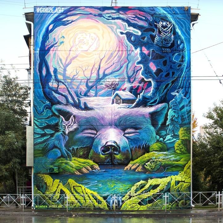 GOOZE @Krasnodar, Russia