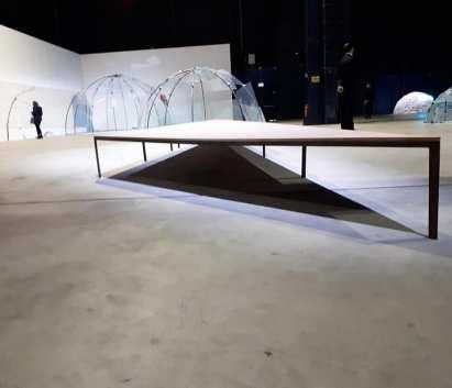 Igloos by Mario Mertz @ Pirelli HangarBicocca, Milano