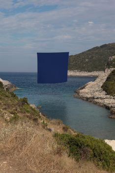 """Interface (Field of Blue)"" by Michael Sebastian Haas"