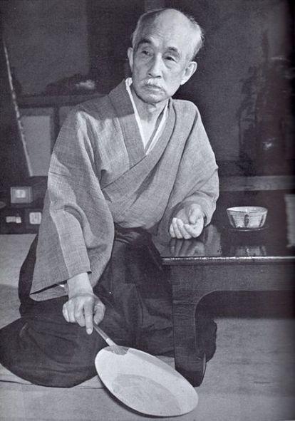 Kawai Gyokudo è uno dei grandi maestri della pittura in stile giapponese
