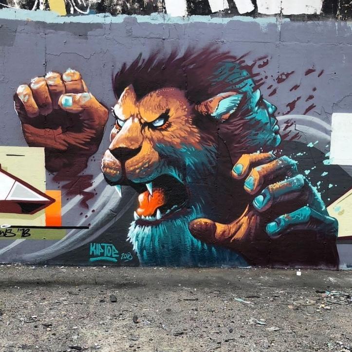Kiptoe @Berlin, Germany