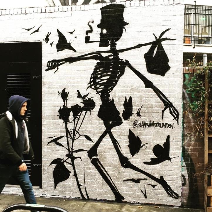 Klaas Van der Linden @London, UK