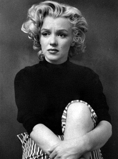 Marilyn Monroe fotografata da Ben Ross nel 1953